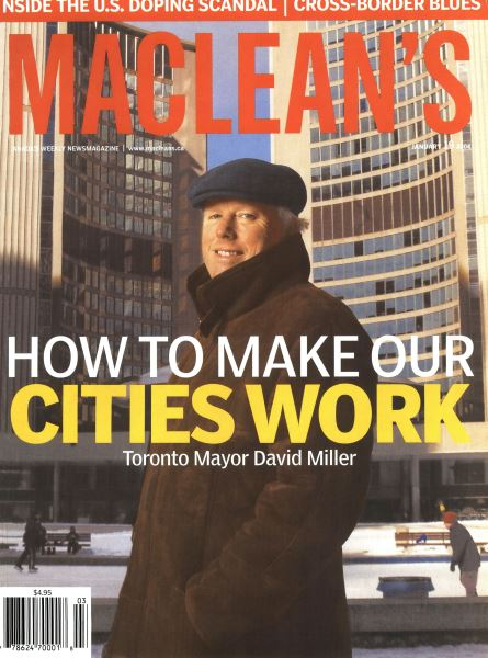 Issue: - January 2004   Maclean's