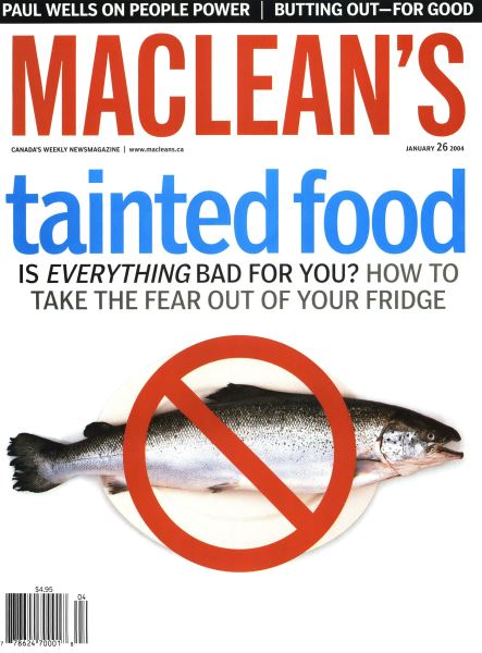 Issue: - JANUARY 2 6 2004   Maclean's