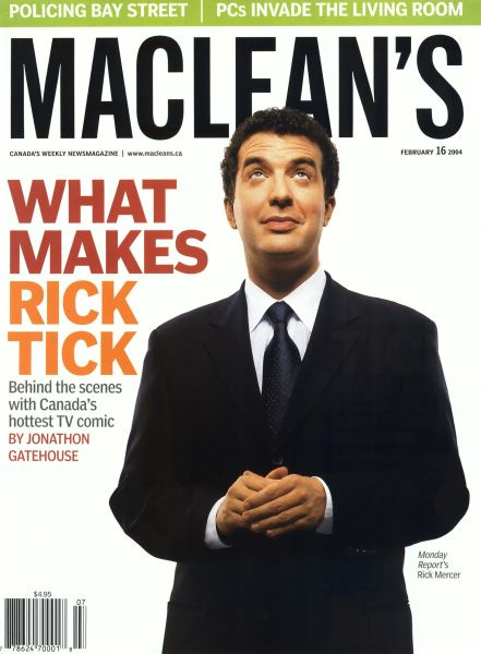 Issue: - February 2004 | Maclean's