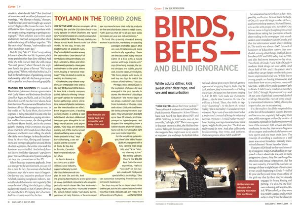 Article Preview: BIRDS, BEESAND BLIND IGNORANCE, May 2004 | Maclean's