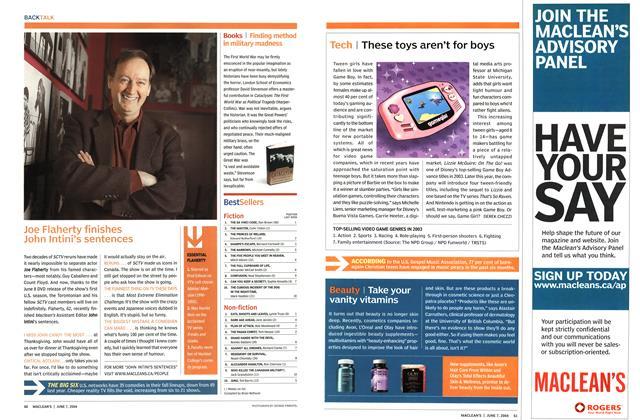 Article Preview: Tech, June 2004 | Maclean's
