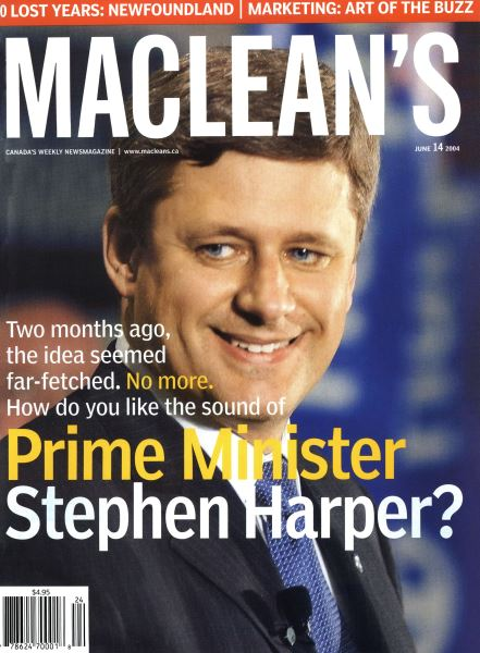 Issue: - June 2004 | Maclean's