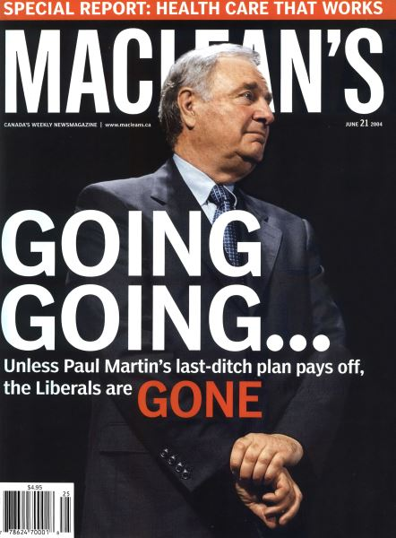 Issue: - June 2004 | Maclean's