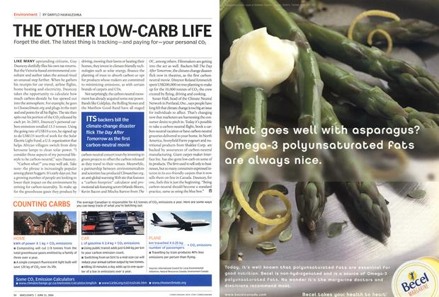 Article Preview: THE OTHER LOW-CARB LIFE, June 2004 | Maclean's