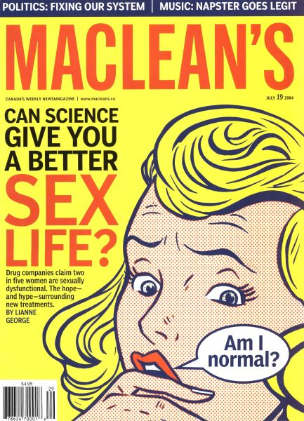 Issue: - July 2004 | Maclean's