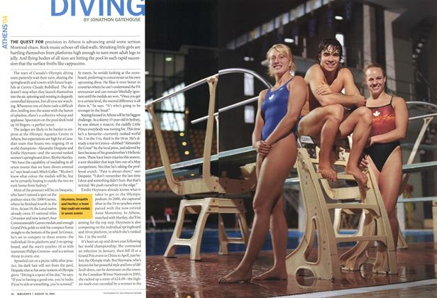Article Preview: DIVING, August 2004 | Maclean's