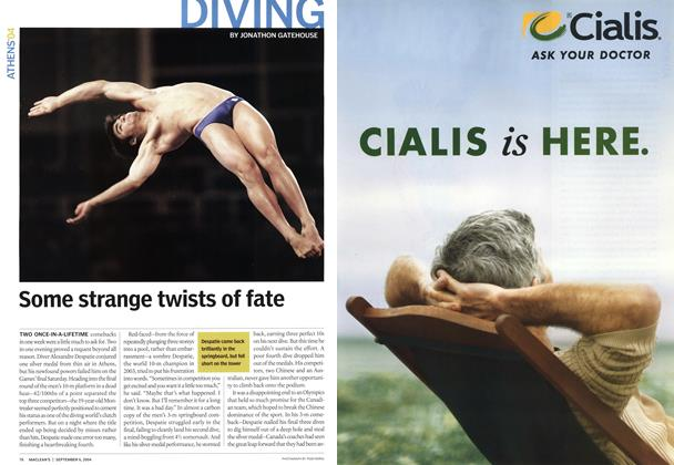 Article Preview: DIVING, September 2004 | Maclean's