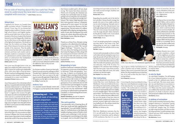 Article Preview: THE MAIL, September 2004 | Maclean's
