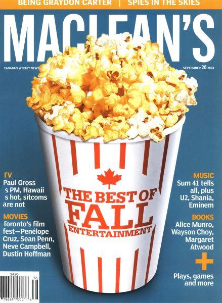 Issue: - September 2004 | Maclean's