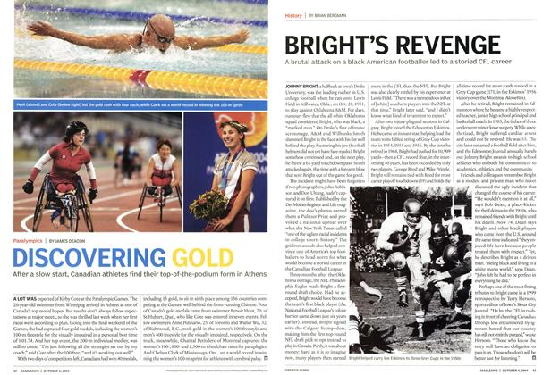 Article Preview: BRIGHT'S REVENGE, October 2004 | Maclean's