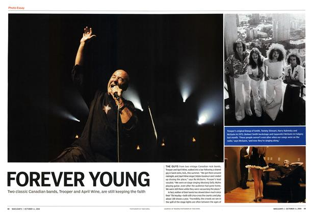 Article Preview: FOREVER YOUNG, October 2004 | Maclean's