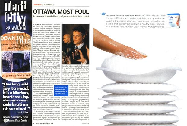 Article Preview: OTTAWA MOST FOUL, November 2004 | Maclean's
