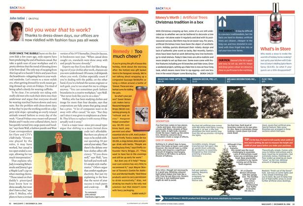 Article Preview: Remedy, December 2004   Maclean's