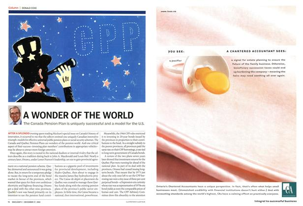 Article Preview: A WONDER OF THE WORLD, December 2004 | Maclean's