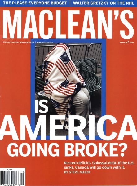Issue: - March 2005 | Maclean's