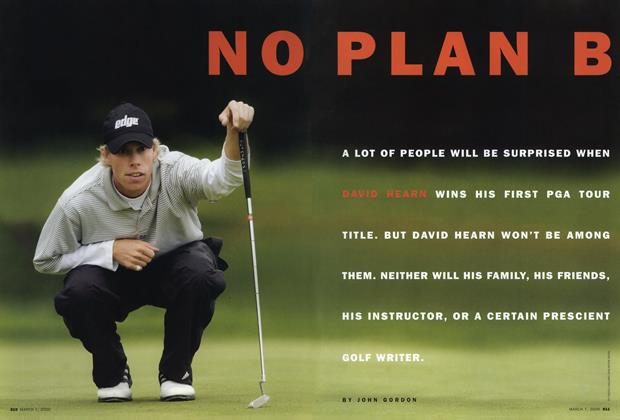 Article Preview: NO PLAN B, March 7th 2005 | Maclean's