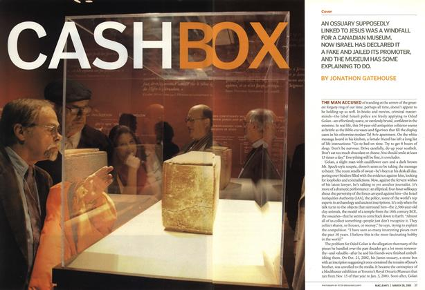 Article Preview: CASH BOX, March 28th 2005 | Maclean's