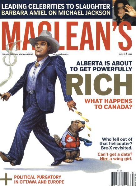 Issue: - June 2005 | Maclean's