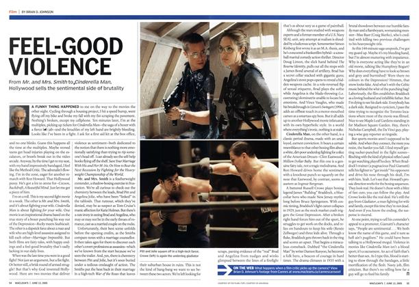 Article Preview: FEEL-GOOD VIOLENCE, June 13th 2005 | Maclean's