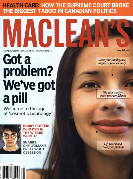 Issue: - June 2005 | Maclean's