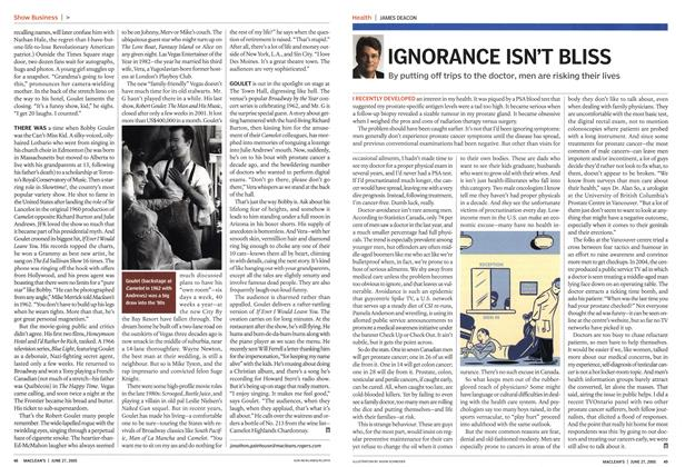 Article Preview: IGNORANCE ISN'T BLISS, June 27th 2005 | Maclean's