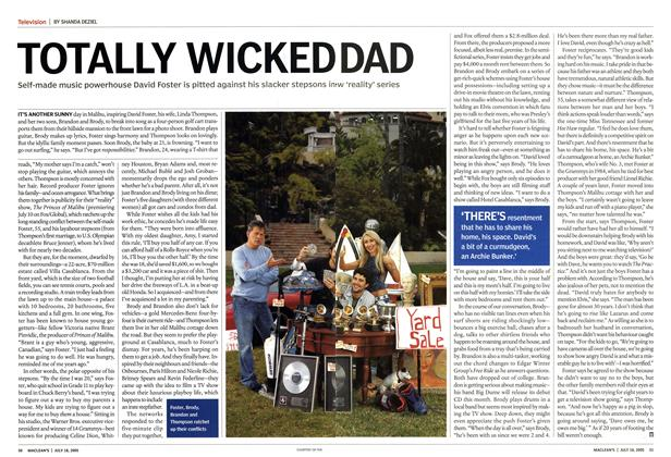 Article Preview: TOTALLY WICKED, DAD, July 18th 2005 | Maclean's