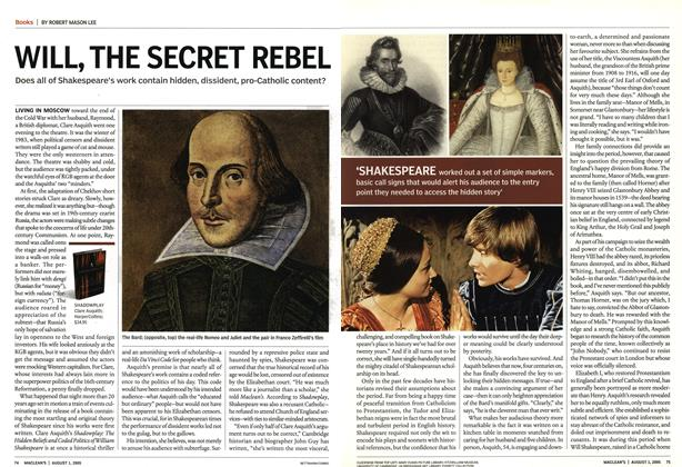 Article Preview: WILL, THE SECRET REBEL, August 1st 2005 | Maclean's