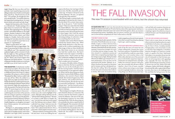 Article Preview: THE FALL INVASION, August 29th 2005 | Maclean's