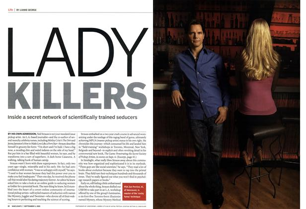 Article Preview: LADY KILLERS, September 5th 2005 | Maclean's