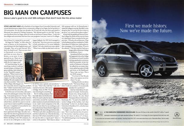 Article Preview: BIG MAN ON CAMPUSES, November 14th 2005 | Maclean's