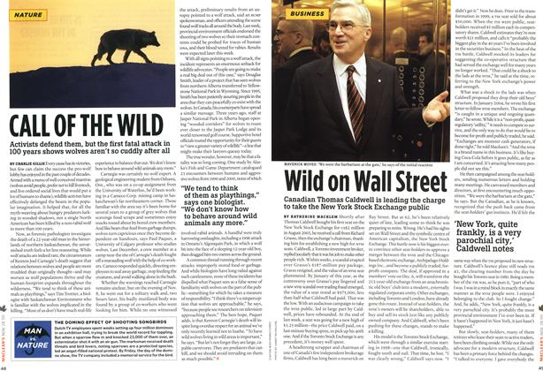 Article Preview: MAN vs. NATURE, NOV 28-DEC. 5 2005 | Maclean's