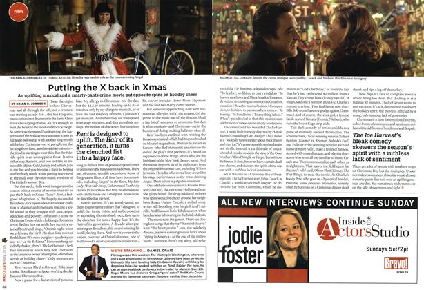 Article Preview: Putting the X back in Xmas, NOV 28-DEC. 5 2005 | Maclean's