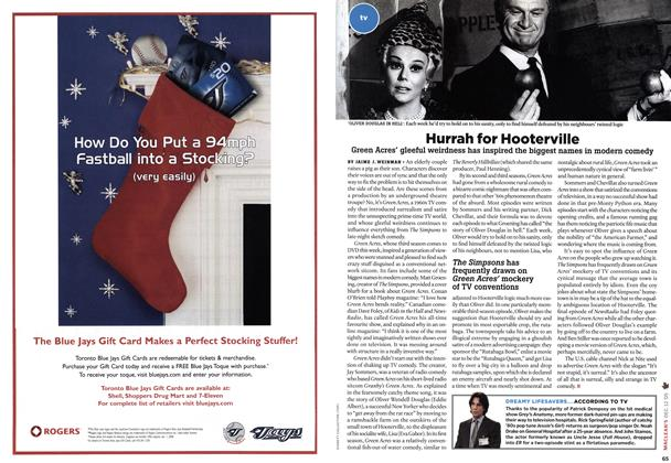 Article Preview: Hurrah for Hooterville, DEC.  12-19 2005 | Maclean's
