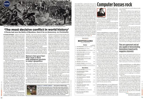 Article Preview: Computer bosses rock, December 2005 | Maclean's