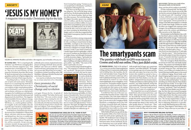Article Preview: HOW THEY DO IT IN..., JAN. 9th 2006 2006 | Maclean's
