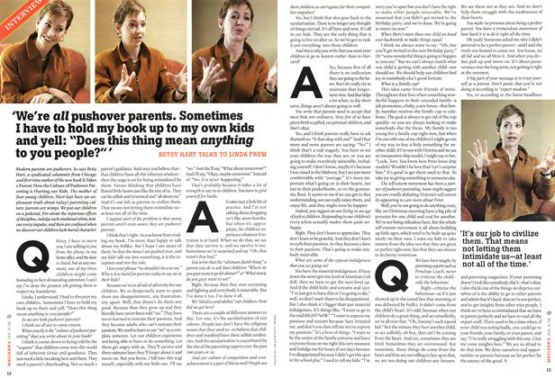 Article Preview: INTERVIEW, JAN. 9th 2006 2006 | Maclean's