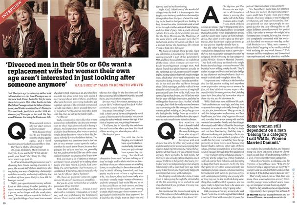 Article Preview: INTERVIEW, JAN. 23rd 2006 2006 | Maclean's