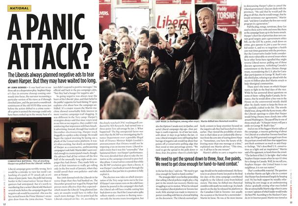 Article Preview: A PANIC ATTACK?, JAN 23 2006 | Maclean's