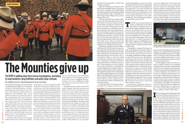 Article Preview: The Nounties give up, January 2006 | Maclean's