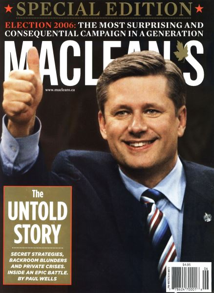 Issue: - February 2006 | Maclean's