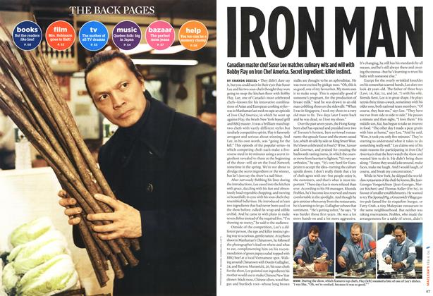 Article Preview: IRON MAN, February 2006 | Maclean's