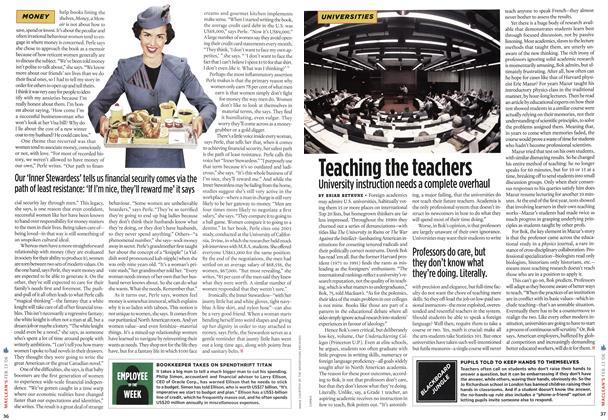 Article Preview: Teaching the teachers, FEB. 13th 2006 2006 | Maclean's