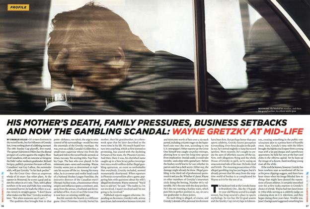 Article Preview: PROFILE, February 2006   Maclean's