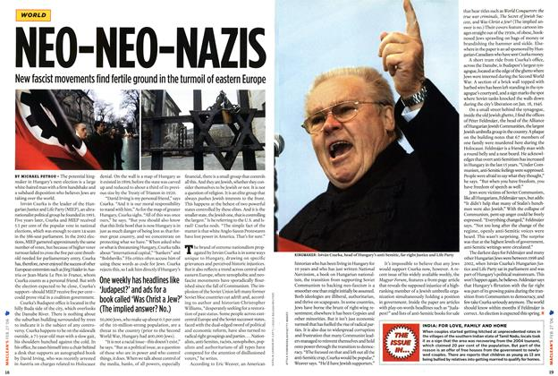 Article Preview: NEO-NEO-NAZIS, FEB. 27th 2006 2006 | Maclean's