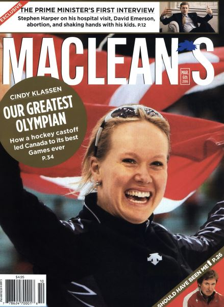 Issue: - MAR. 6th 2006 | Maclean's