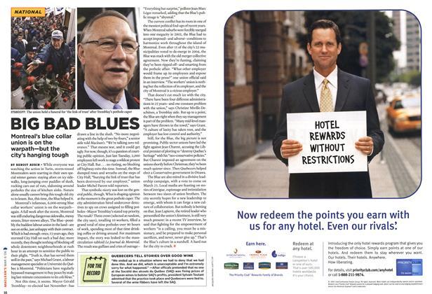 Article Preview: BIG BAD BLUES, MAR. 6th 2006 2006 | Maclean's
