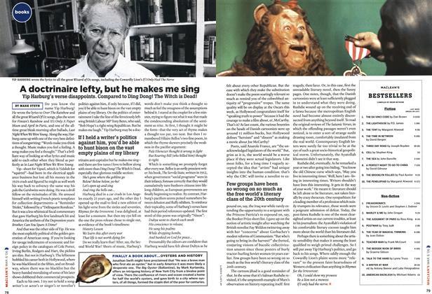 Article Preview: MACLEAN'S BESTSELLERS, MAR. 6th 2006 2006 | Maclean's