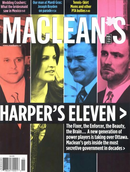 Issue: - MAR. 13th 2006 | Maclean's