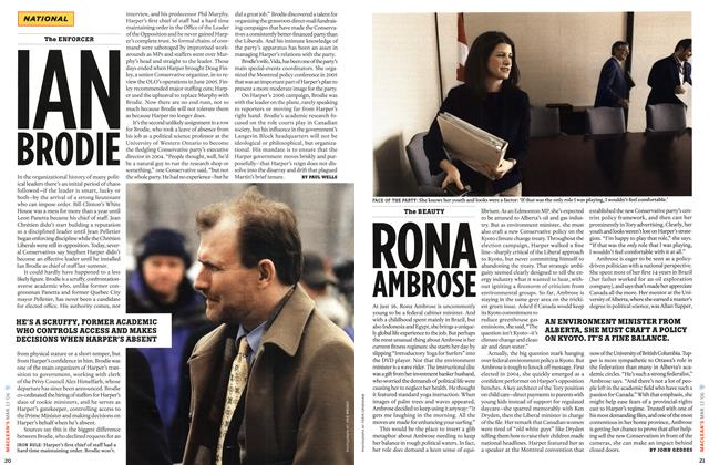 Article Preview: RONA AMBROSE, MAR. 13th 2006 2006 | Maclean's
