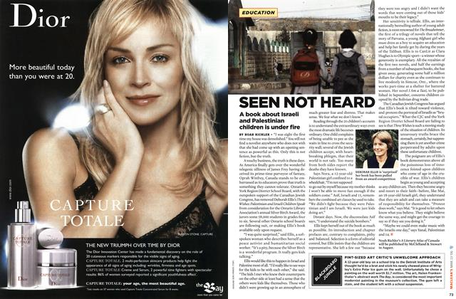 Article Preview: SEEN NOT HEARD, MAR. 13th 2006 2006 | Maclean's